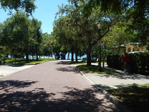 Winter Park, Orlando biking