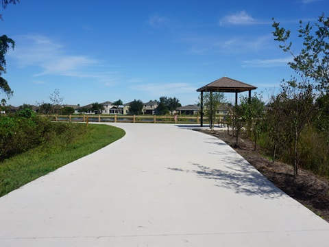 Shingle Creek Trail, Orlando biking, Osceola County